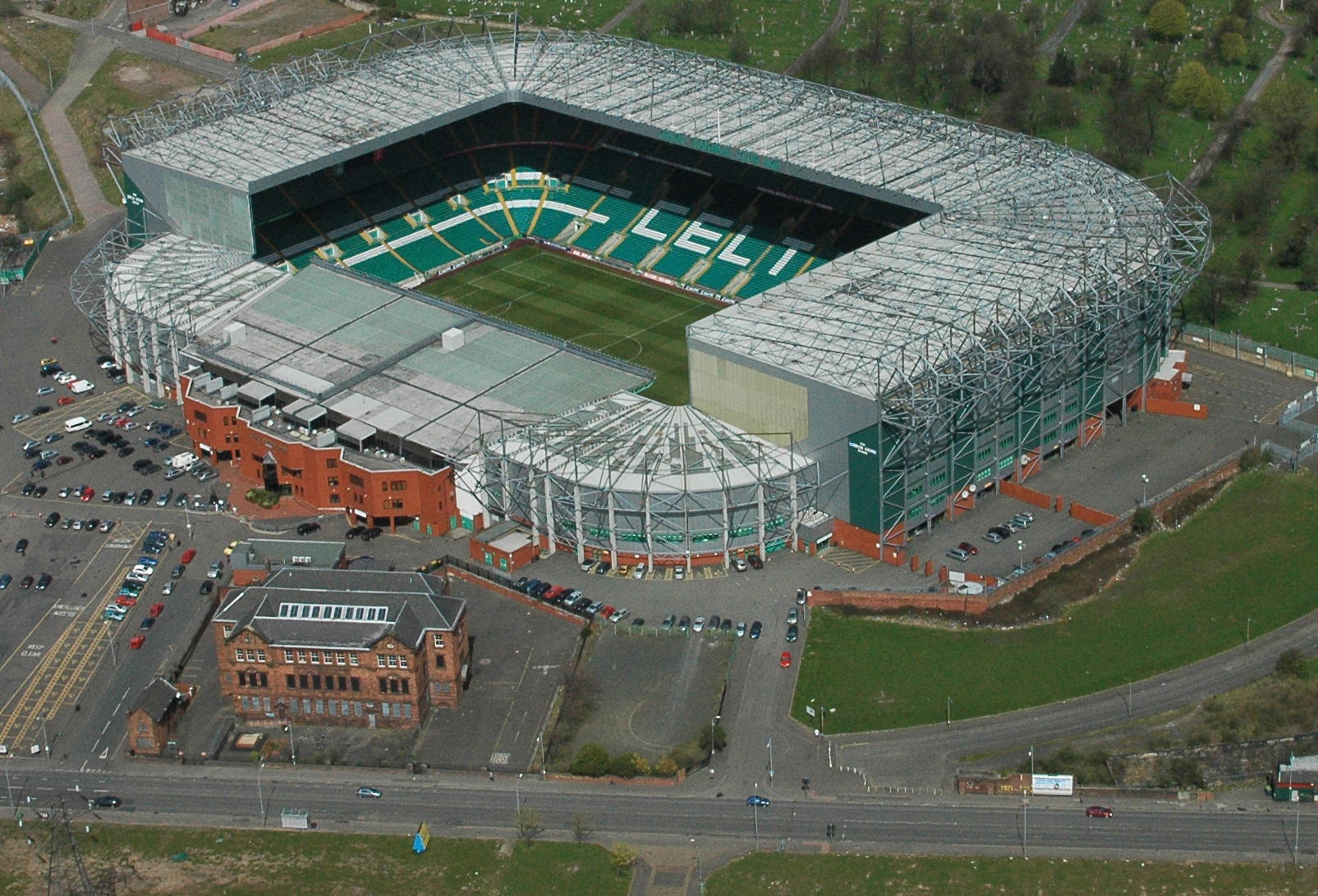 City By Football Stadium Quiz By TomScott - 10 soccer stadiums you need to visit