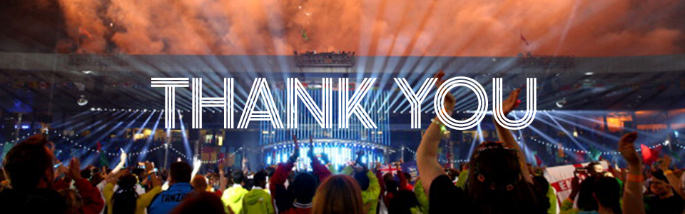 Thank you one and all. You really did make Glasgow 2014 the Best Games Ever.