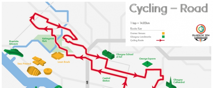 Cycling - Road Map