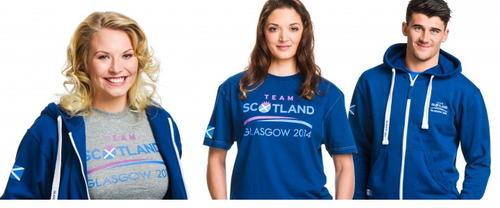 Get dressed for success and help support Team Scotland in ...
