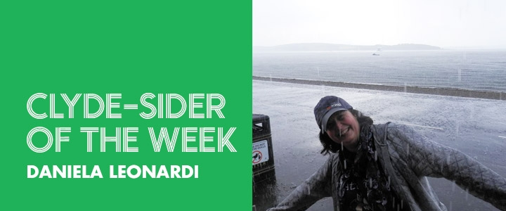 Clyde-sider of the week - Daniela Leonardi