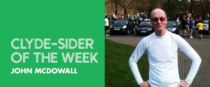 Clyde-sider of the week - John McDowall