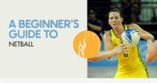 A Beginner's guide to Netball