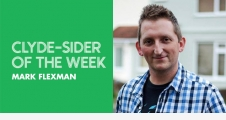 clyde-sider of the week - Mark Flexman