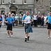 Batonbearer 012 Mark White carries the Glasgow ...