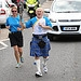Batonbearer 043 Duncan Hewitson carries the Gla...
