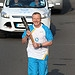 Batonbearer 005 John Hanratty carries the Glasg...