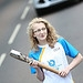 Batonbearer 004 Jana Tobin carries the Glasgow ...