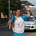 Batonbearer 002 Michael Hutton carries the Glas...