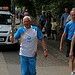 Batonbearer 072 Barry Craighead carries the Gla...