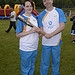 Batonbearer 001 Tom Brown hands the Glasgow 201...