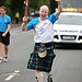 Batonbearer 019 William Wiseman carries the Gla...