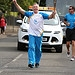 Batonbearer 018 David Stark carries the Glasgow...