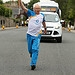 Batonbearer 008 Greg Manning carries the Glasgo...