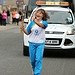 Batonbearer 015 Abigail Norris carries the Glas...