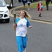 Batonbearer 012 Kirsty Fannon carries the Glasg...