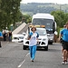 Batonbearer 013 Sheena Gray carries the Glasgow...
