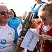 Batonbearer 018 Stephen McNulty carries the Gla...