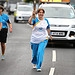 Batonbearer 017 Caroline Paterson carries the G...