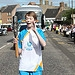 Batonbearer 014 Hamish Mackinnon carries the Gl...