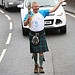 Batonbearer 011 Steven Horswell carries the Gla...