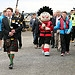 Beano character Dennis the Menace carries the G...