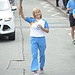 Batonbearer 015 Anne-Marie Gavin carries the Gl...