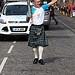 Batonbearer 013 John Lyall carries the Glasgow ...
