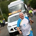 Batonbearer 023 James Green carries the Glasgow...