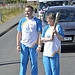 Batonbearer 016 Christopher Wright hands the Gl...