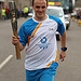 Batonbearer 014 Alexander Standen carries the G...