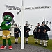Clyde the the Glasgow 2014 Commonwealth Games m...