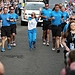 Batonbearer 031 Claire Grogan carries the Glasg...