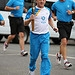 Batonbearer 021 Gordon Strachan carries the Gla...