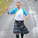 Batonbearer 010 Marty Flett carries the Glasgow...
