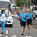 Batonbearer 025 Hilary Templeton carries the Gl...