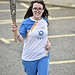 Batonbearer 022 Alison Conway carries the Glasg...