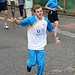 Batonbearer 030 Declan McCann carries the Glasg...