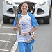 Batonbearer 021 Charis Bowie carries the Glasgo...