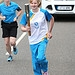 Batonbearer 001 Ruth Allison carries the Glasgo...