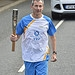 Batonbearer 010 Philip Tipping carries the Glas...