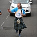 Batonbearer 028 Ross Robertson carries the Glas...