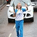 Batonbearer 017 Jennifer Wright carries the Gla...