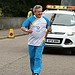 Batonbearer 005 Keith Ruddick carries the Glasg...