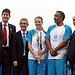 Batonbearer 001 Daley Thompson (second from rig...