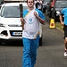 Batonbearer 011 Steven Phillips carries the Gla...