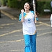 Batonbearer 011 Holly Inglis carries the Glasgo...