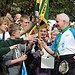 Batonbearer 020 David Blair carries the Glasgow...