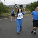 Batonbearer 019 Claire Dalgleish carries the Gl...