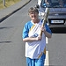 Batonbearer 017 Jemima Laurenson carries the Gl...